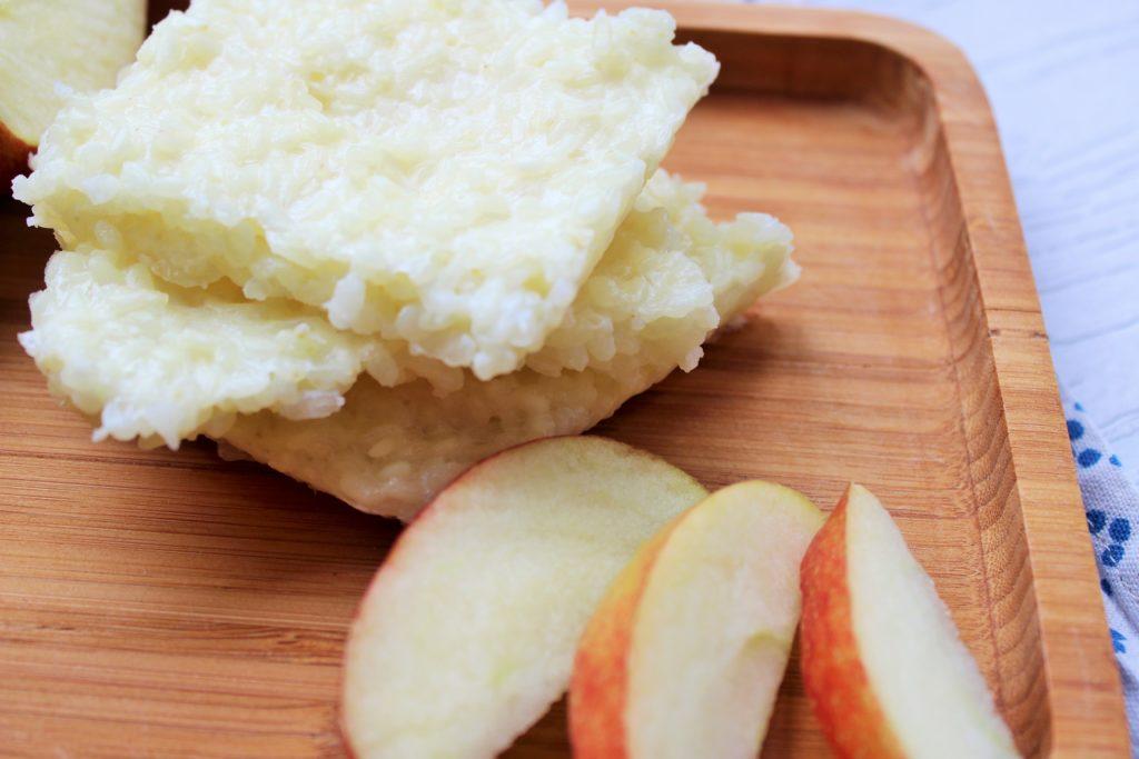 Breifrei Rezepte Frühstück Milchreisschnitten