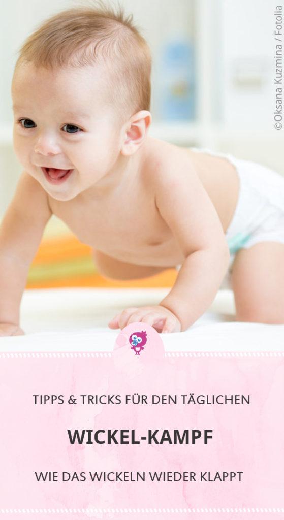 Baby lässt sich nicht wickeln. Was tun, wenn das Baby keine Windel anziehen will. Tipps & Tricks zum Wickeln #baby #wickeln #windel