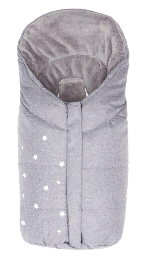 Fillikid Fleece Fußsack Askja Small für Babyschale und Babywanne