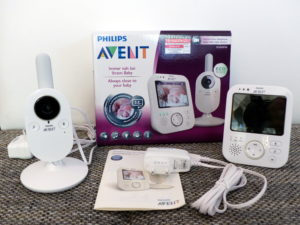 Avent Video Babyphone Test