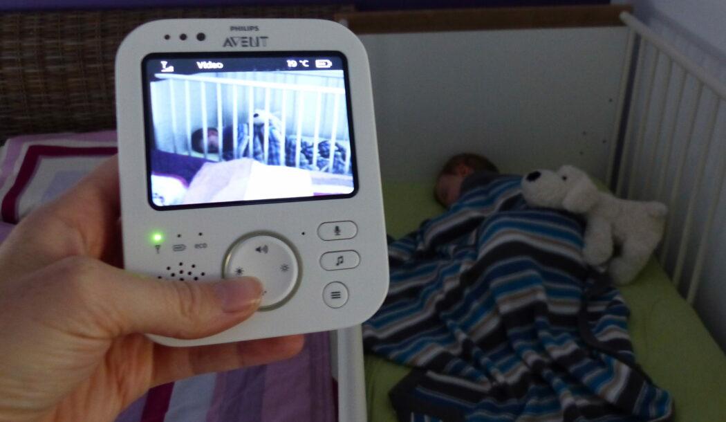 Philips Avent Video-Babyphone SCD630/26 test erfahrungsbericht bewertung