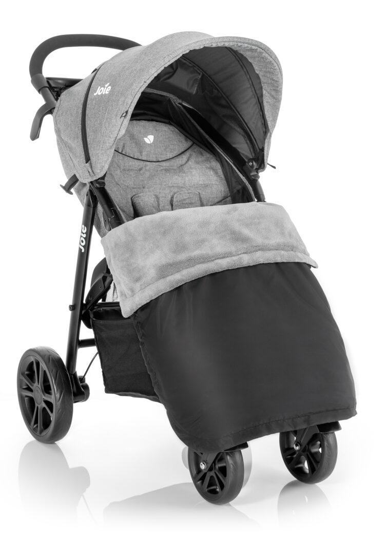 Zamboo Universal Fleece Decke Beindecke fuer Kinderwagen und Buggy