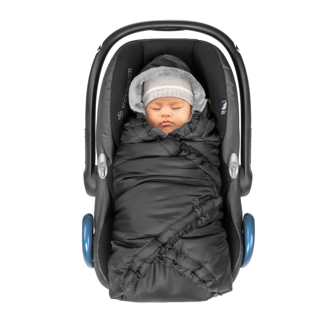 Zamboo Einschlagdecke Babyschale