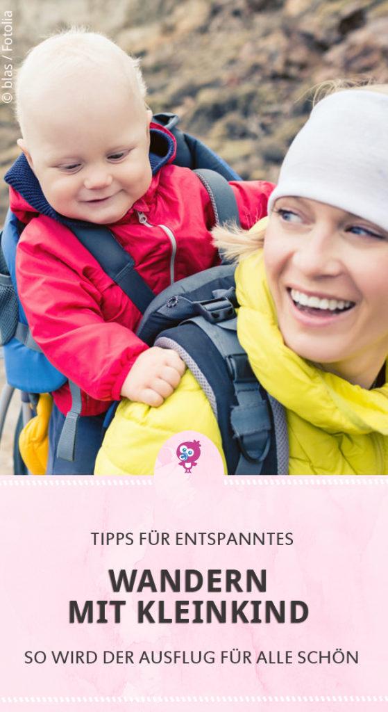 Wandern mit Kleinkind - Tipps für einen entspannten Ausflug in den Bergen #wandern #kleinkind #kraxe