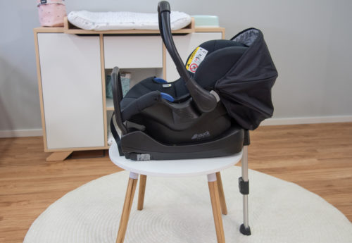 babyschale testsieger 2018 hauck comfort fix set test