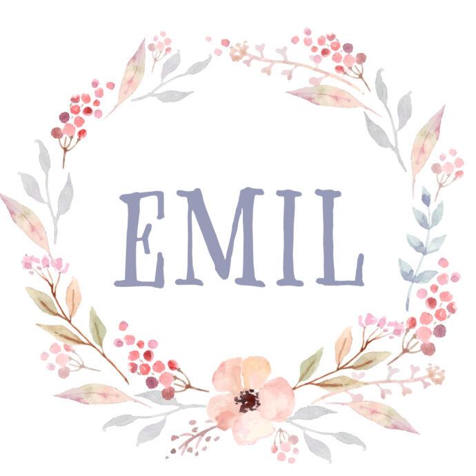 Trend Vornamen Emil