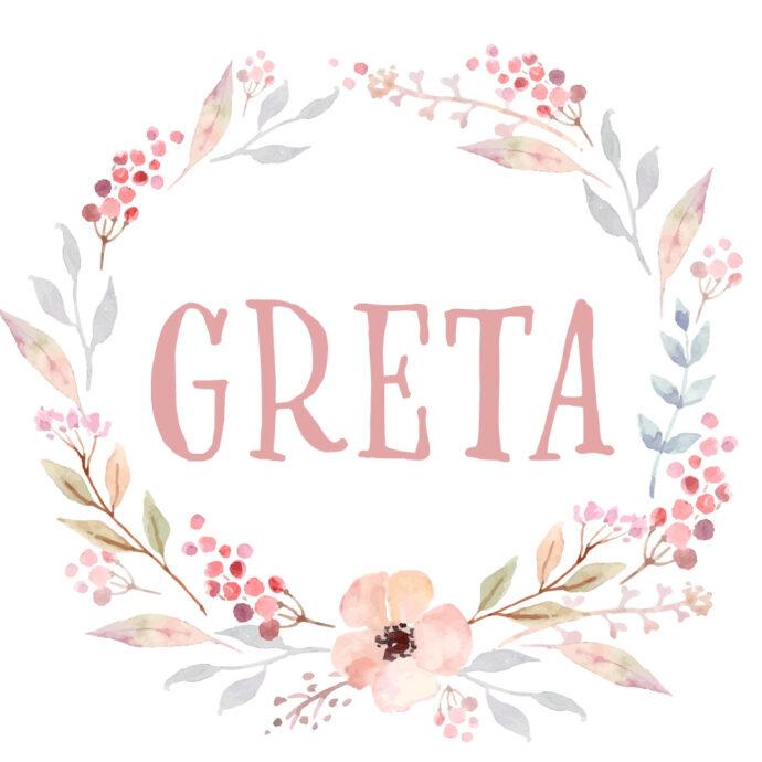 Trend Vornamen Baby Greta