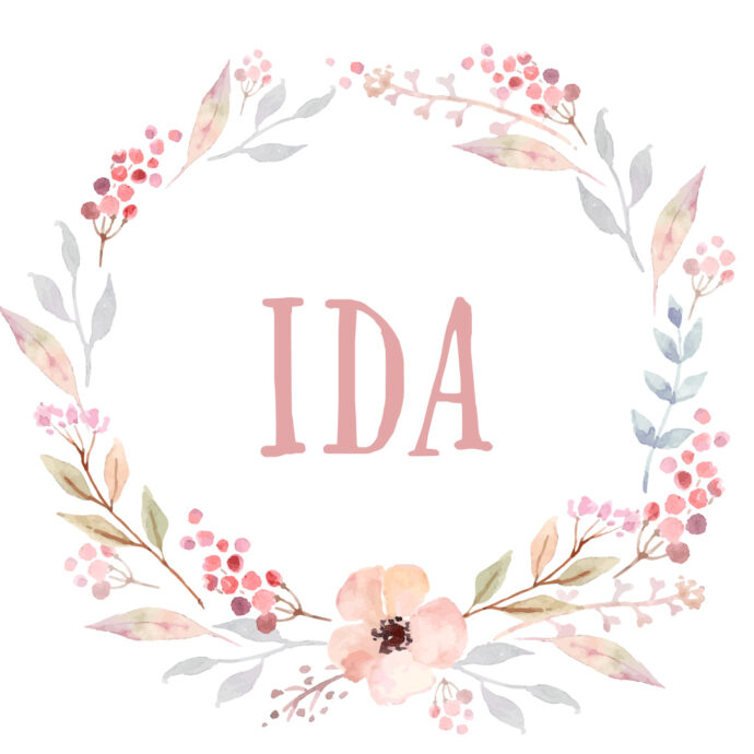 Trend Vornamen Baby Ida