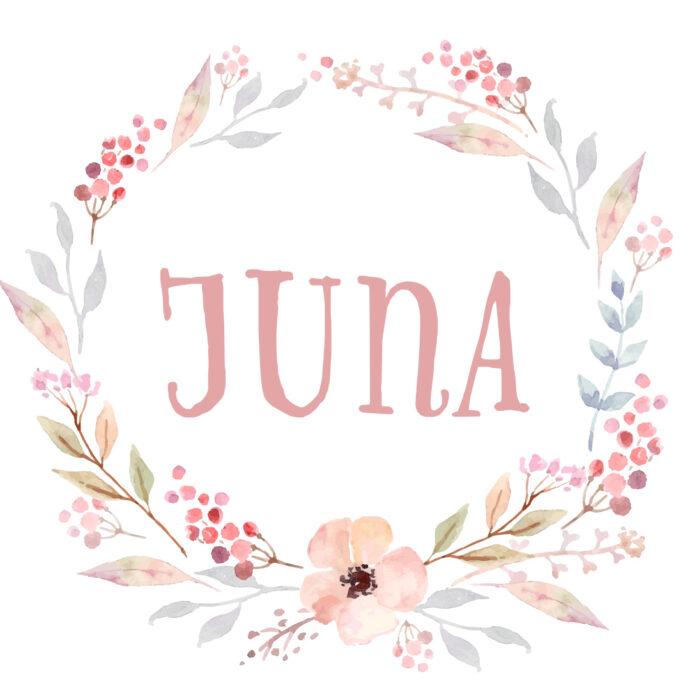 Trend Vornamen Baby Juna