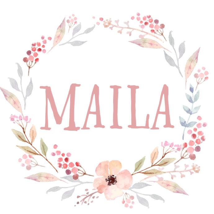Trend Vornamen Baby Maila