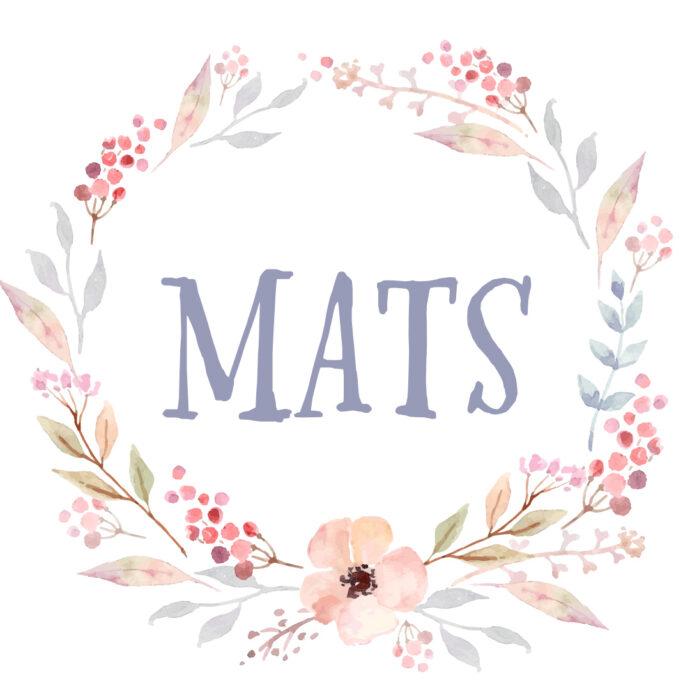 Trend Vornamen Mats