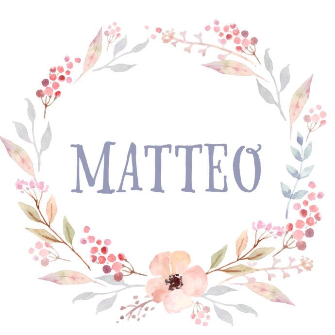 Trend Vornamen Matteo