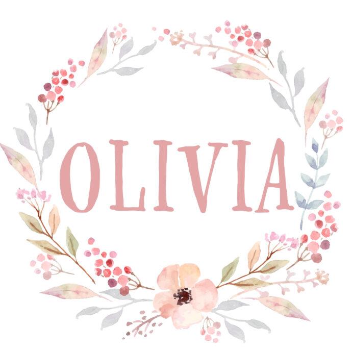 Trend Vornamen Baby Olivia