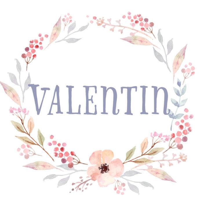 Trend Vornamen Valentin