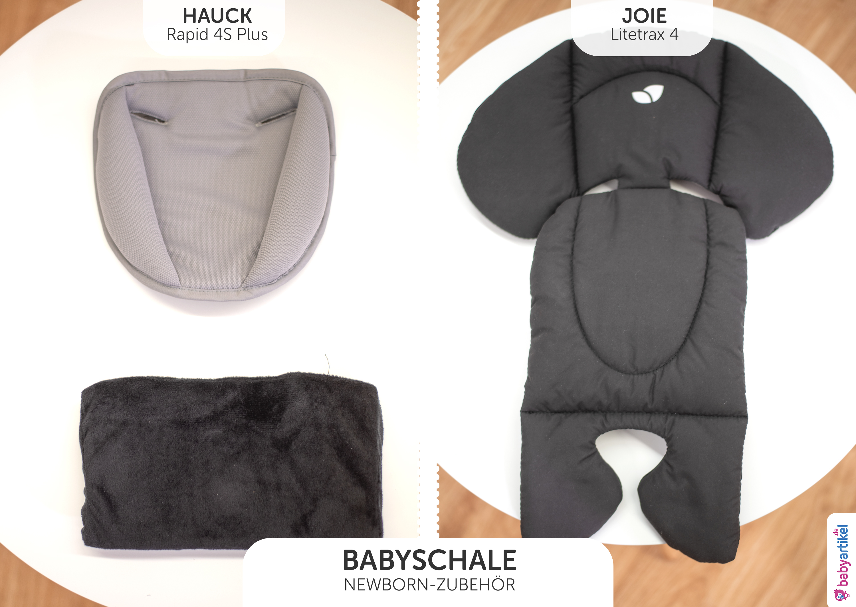 hauck comfort fix oder joie gemm sitzverkleinerer neugeborene vergleich, kinderwagen 3 in 1 test