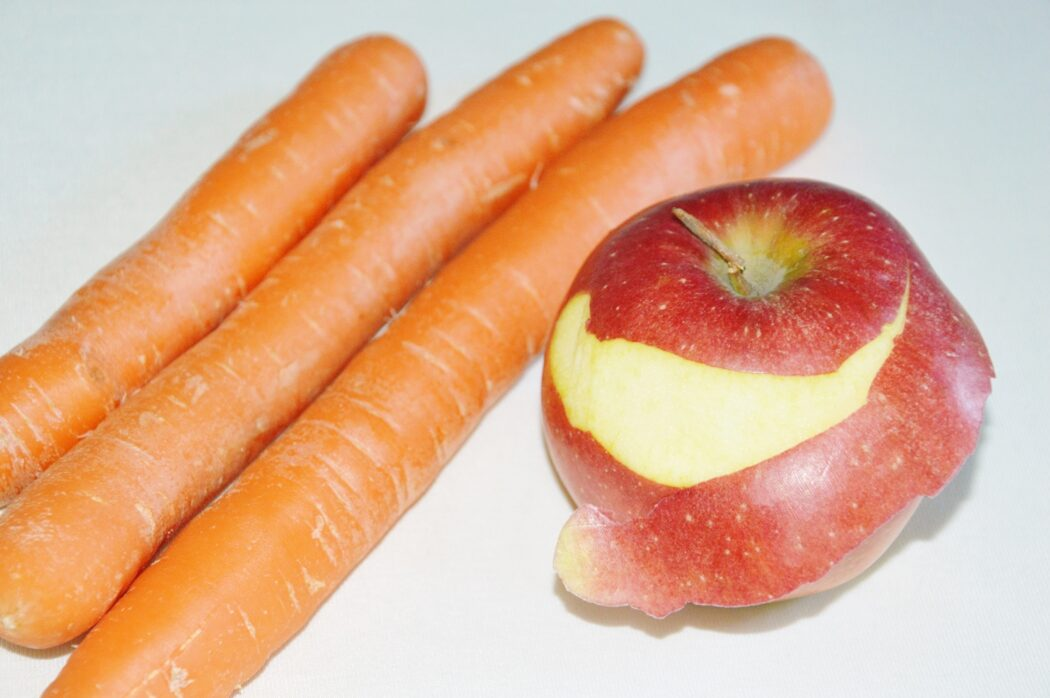 kuchen kindergeburtstag zuckerfrei carrot cake titel
