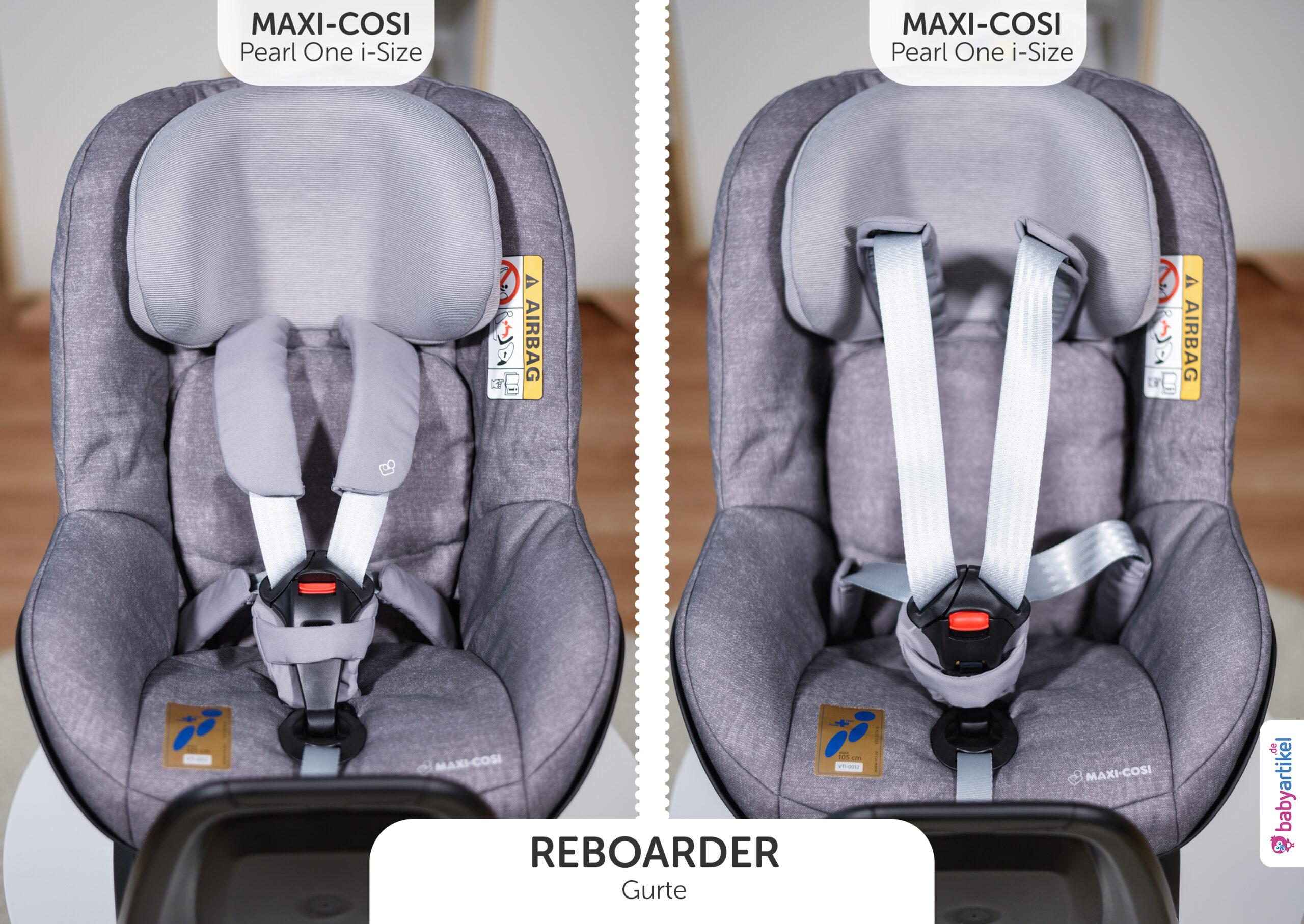 Maxi Cosi Pearl One i-Size 5-Punkt Gurt