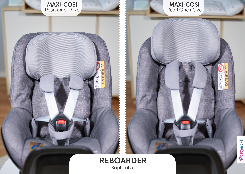Maxi Cosi Pearl One i-Size Kopfstütze
