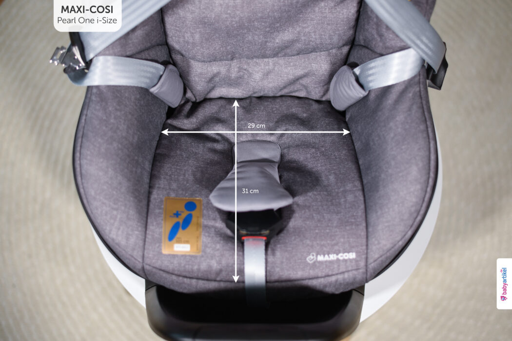 i-size reboarder test, reboarder test, Maxi Cosi Pearl One i-Size, i-size Reboarder