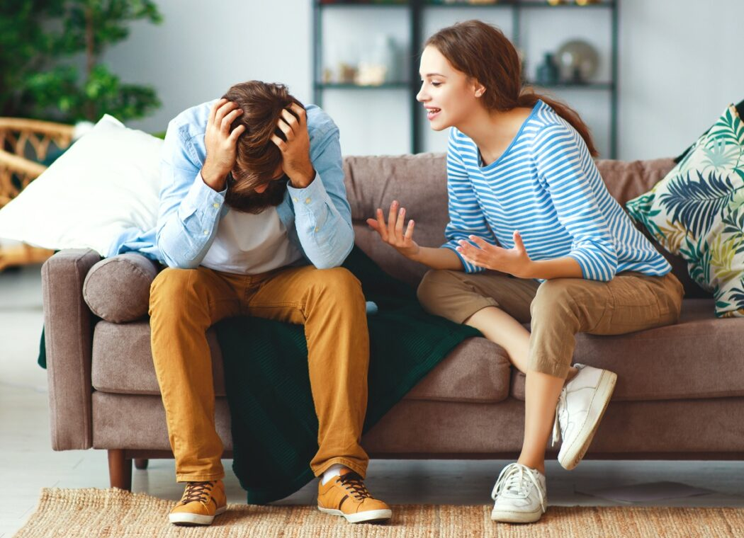 streit mit partner wegen erziehung, partner erzieht kind anders