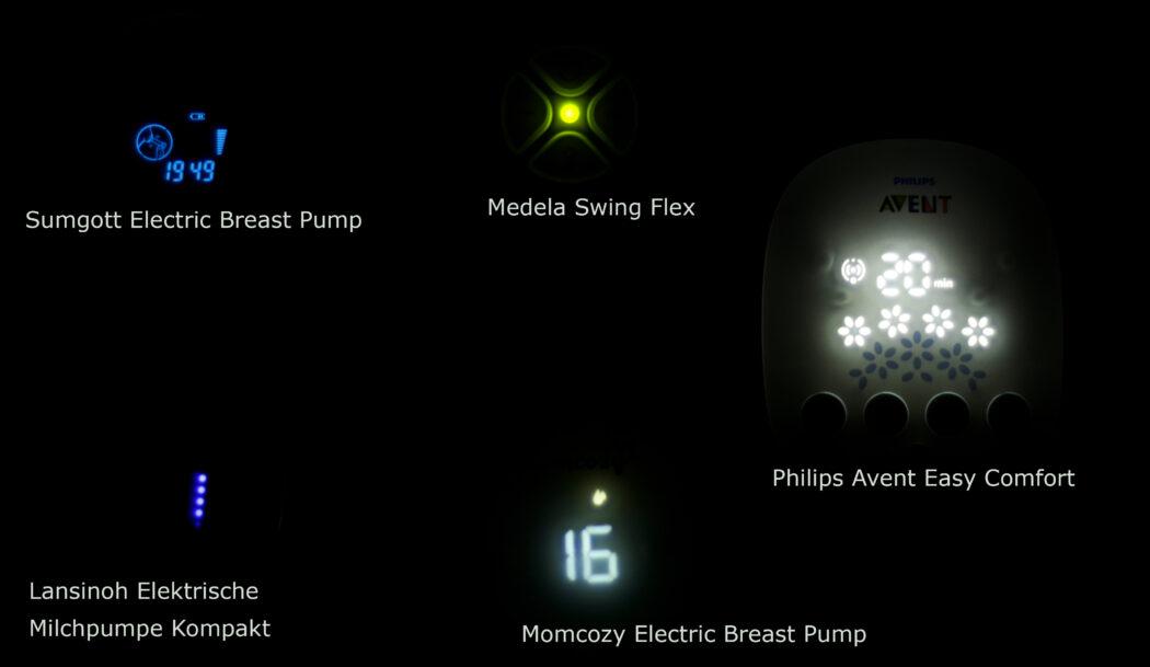 elektrische milchpumpe test vergleich medela oder avent oder lansinoh momcozy erfahrungen sumgott abpumpen im dunkeln