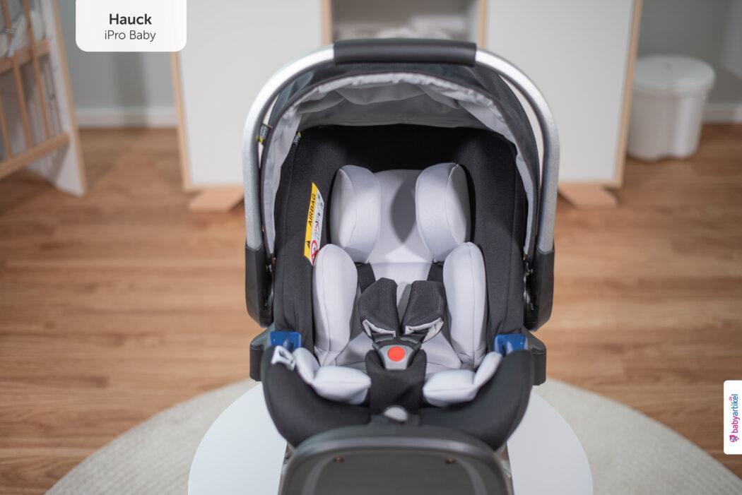 i-size Babyschale, i-size Babyschale Test, i-size reboarder, hauck iPro Baby