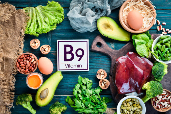 lebensmittel mit folsäure, folsäurereiche nahrungsmittel, gemüse folsäure schwangerschaft