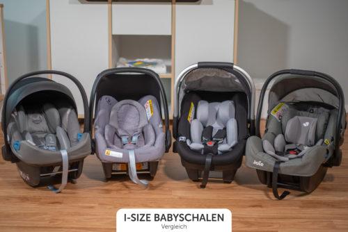 i-Size reboarder test, i-size babyschale test vergleich