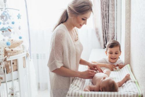 baby erstausstattung 2. kind geschwisterkind was braucht man babyausstattung zweites kind