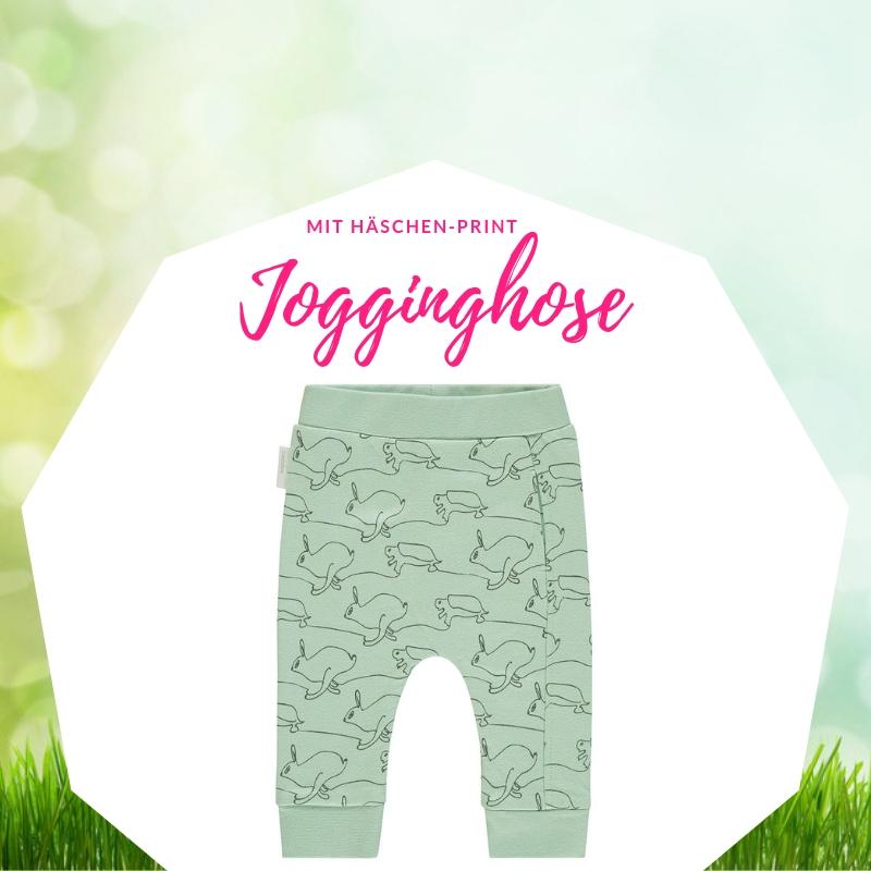 Baby Ostergeschenk Kleinkind Jogginghose Hase Noppies