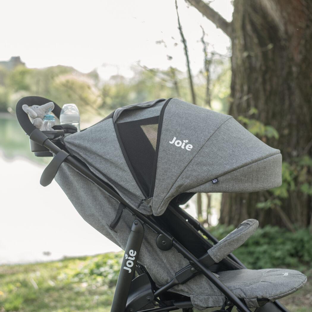 Joie Litetrax 4 Air, buggy, sonnenverdeck