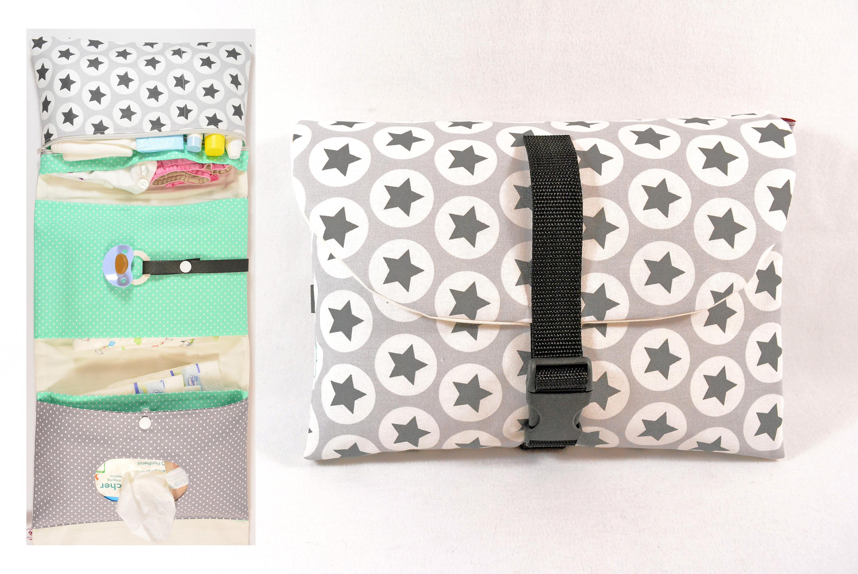 glückspilzig windeltasche wickeltasche besondere geschenke zur geburt