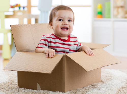 Umziehen mit Kleinkind Tipps, Umzug mit Baby, Kind, Wohnungsbesichtigung