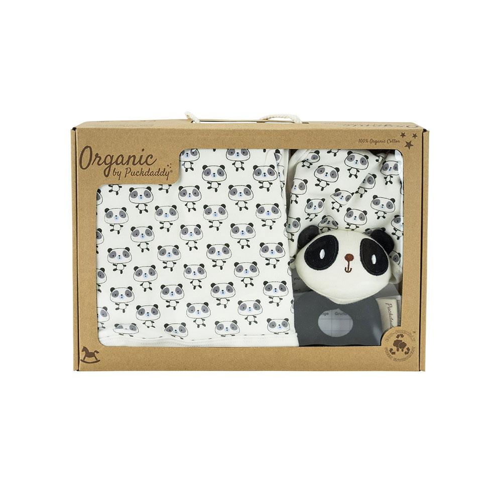 puckdaddy geschenkset panda besondere geschenke zur geburt