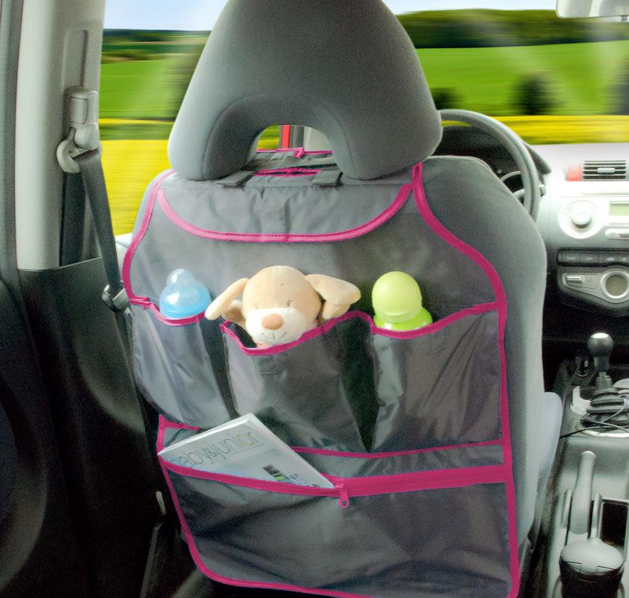Organizer Auto Rückenlehne Schutz Stauraum Diago Autofahren Baby Autofahrt Ordnung