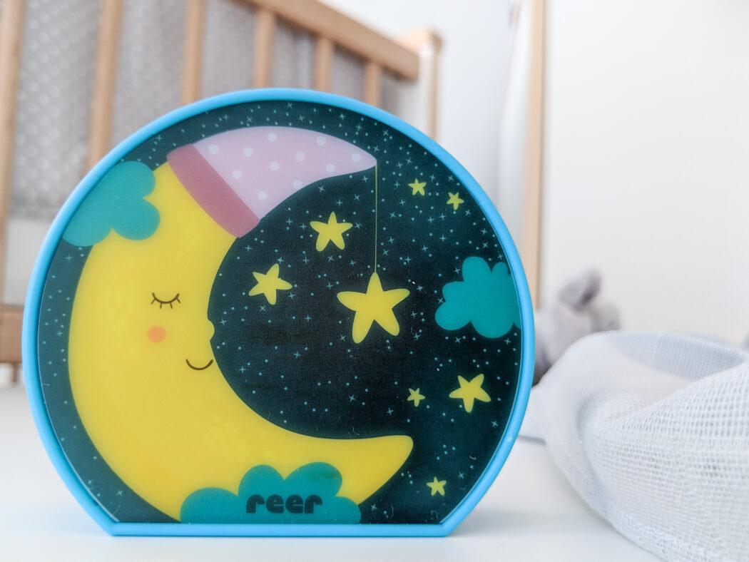 Baby Nachtlicht Mond von Reer  MyBabyLight von Reer