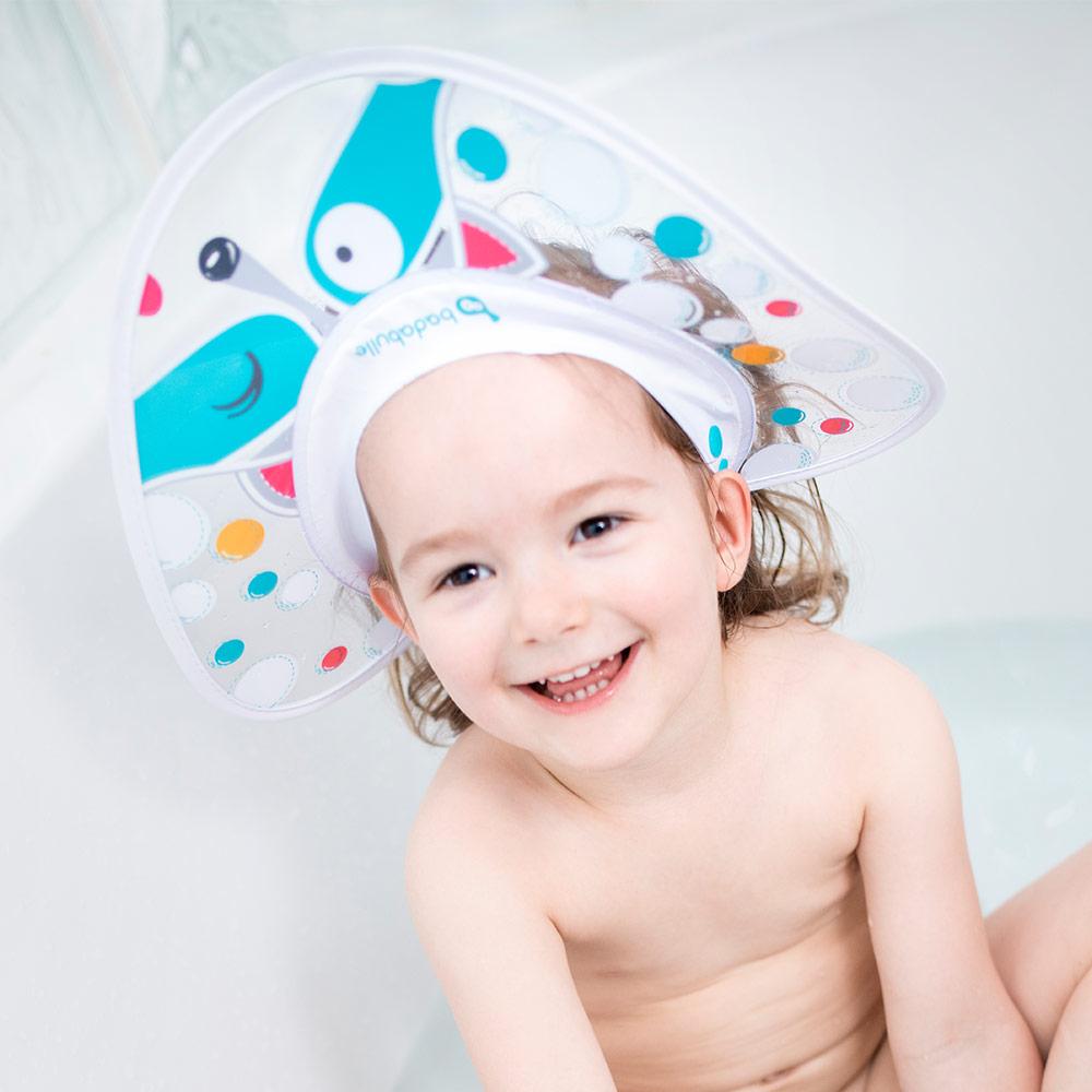 Kinder Haare waschen Kleinkind Haare waschen Shampoo-Schutz