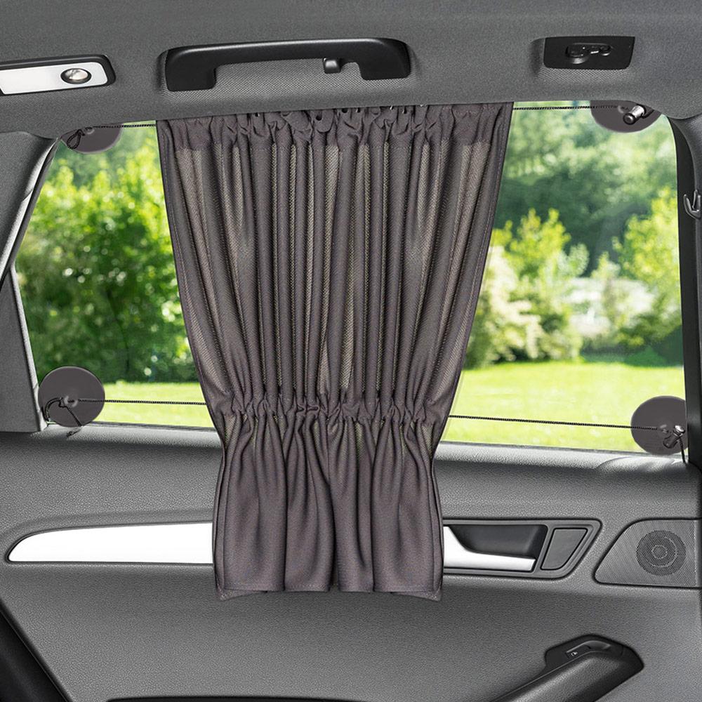 Sonnenschutz Auto Vorhang Universal