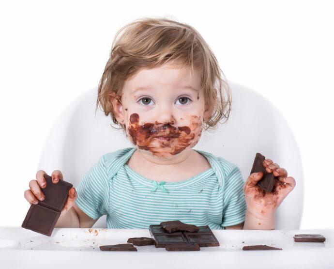 Kinder Süßigkeiten, Süßes für Babys
