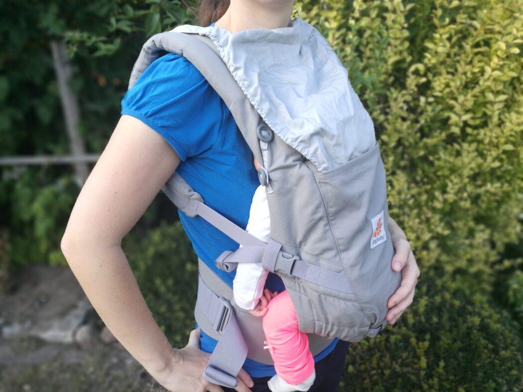 Ergobaby Adapt Test Erfahrungen Babyartikel De Magazin