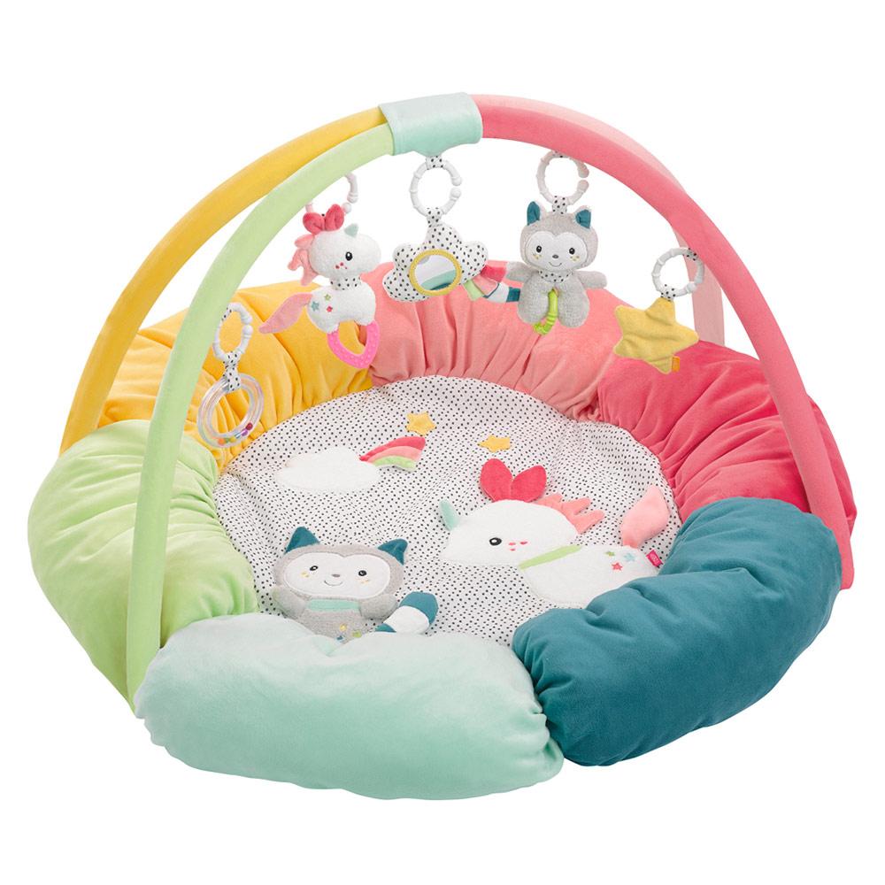 spielzeug ab 6 monate baby fehn 3d activity nest aiko yuki. Black Bedroom Furniture Sets. Home Design Ideas