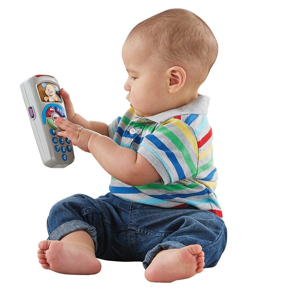 Spielzeug ab 6 Monate Fernbedienung