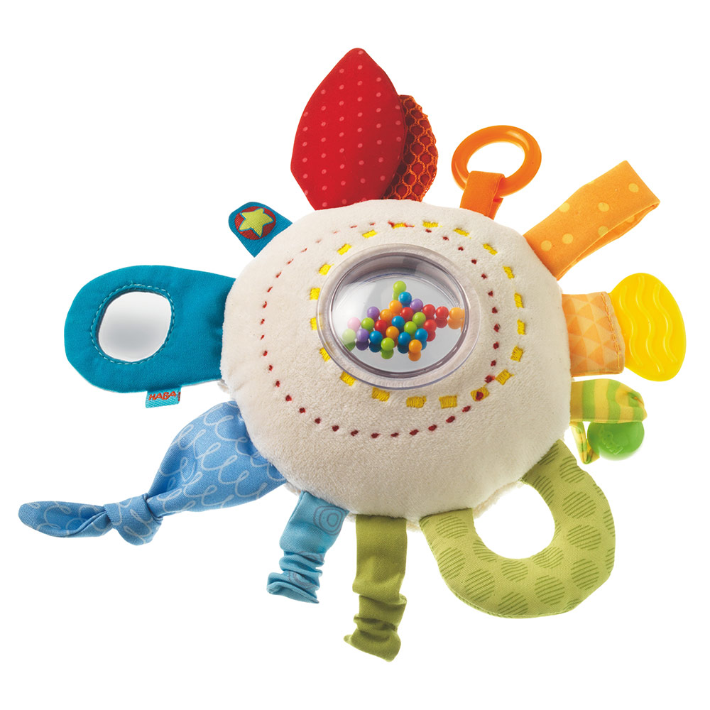 Spielzeug ab 6 Monate Spielkissen