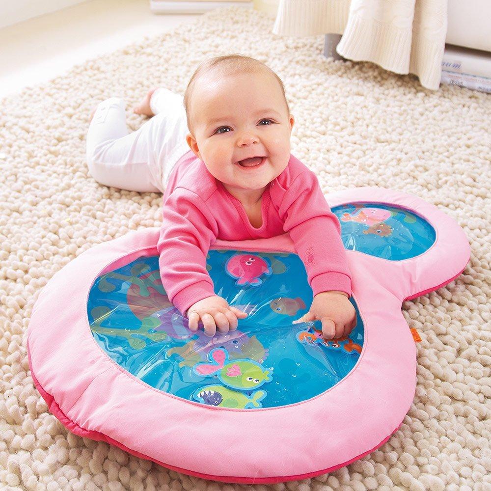 Spielzeug ab 6 Monate Wasser Spielmatte