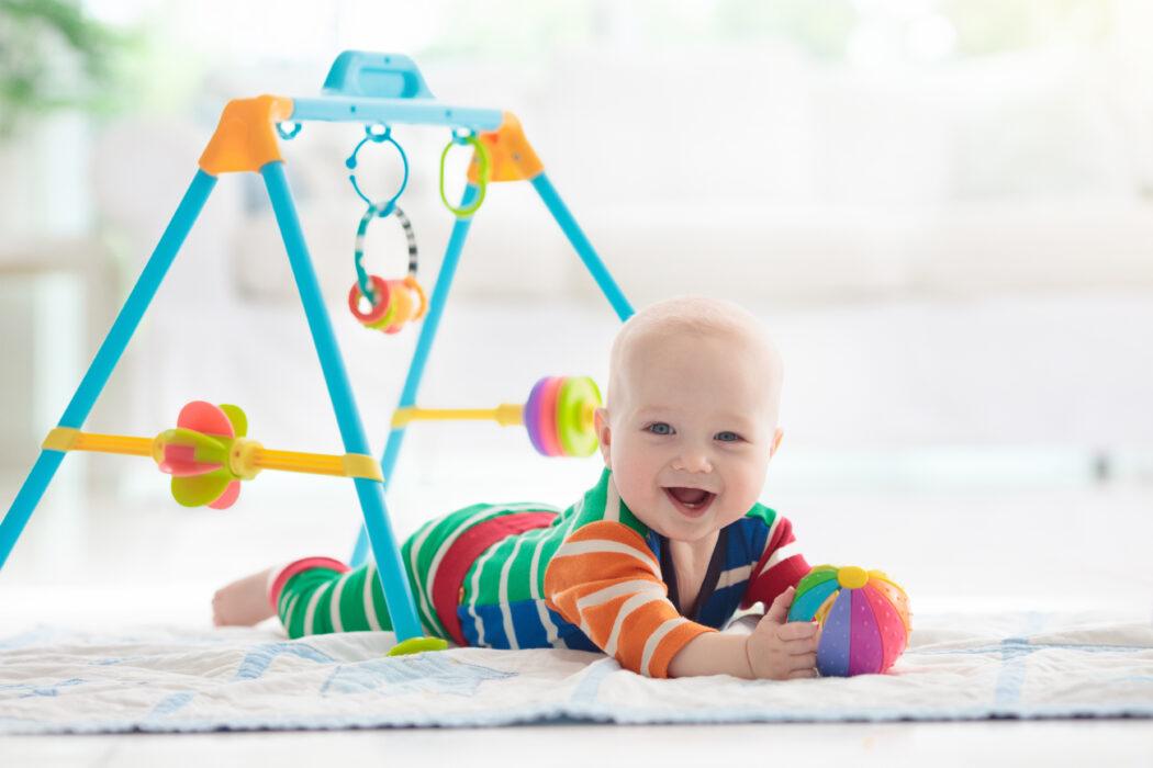 Baby Spielzeug ab 6 Monate