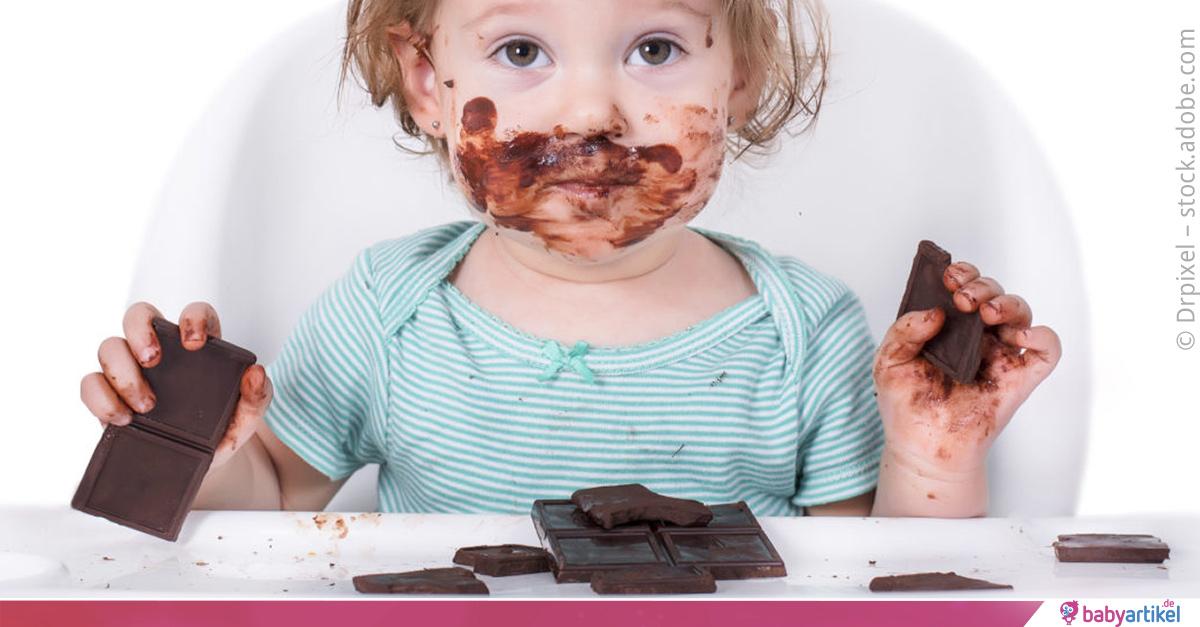 Ab Wann Dürfen Kinder Schokolade Essen