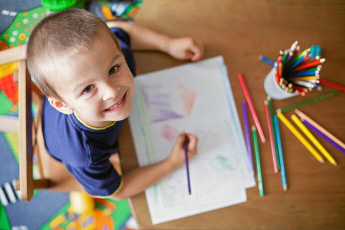 malende kinder so gehst du richtig mit kinderbildern um