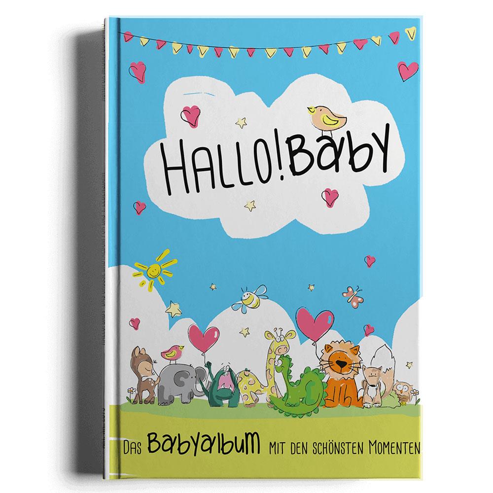 Baby Erinnerungen Tagebuch