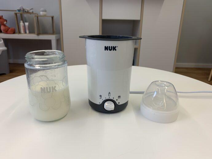 NUK Thermo 3 in 1 Flaschenwärmer im Test