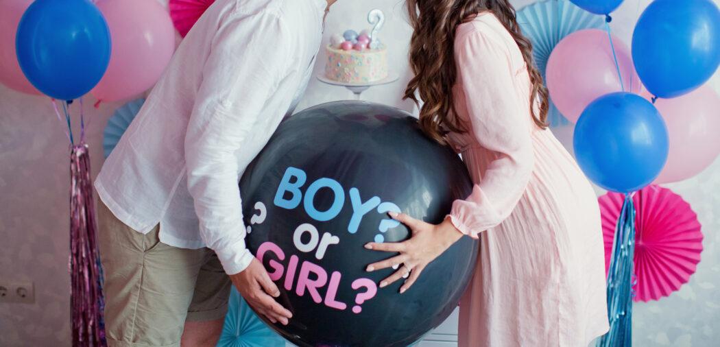 baby geschlecht enthuellen bekanntgeben erfahren mitteilen party babyshower boy or girl